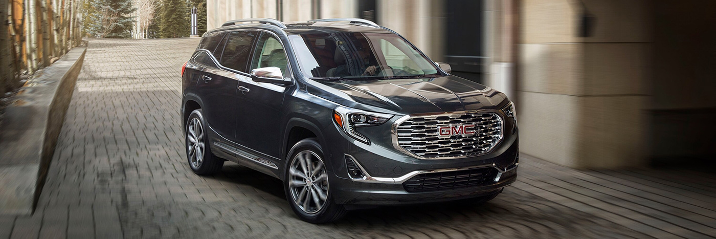 2020 GMC Terrain Denali Safety Main Img