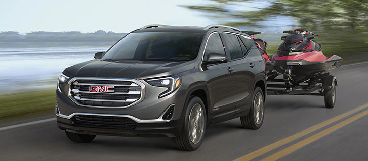 2020 GMC Terrain performance