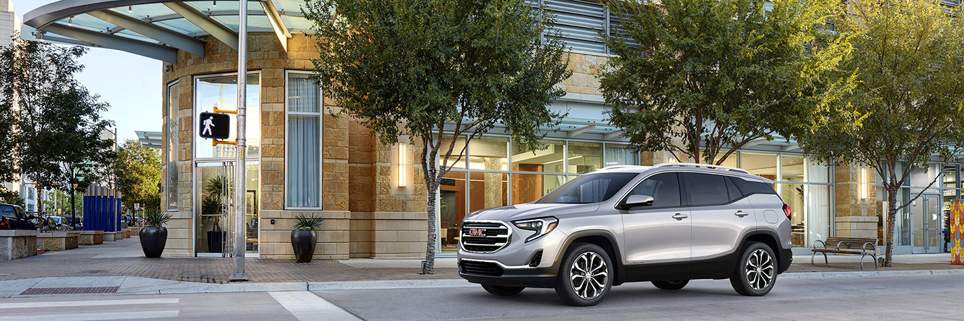 2020 GMC Terrain Safety Main Img