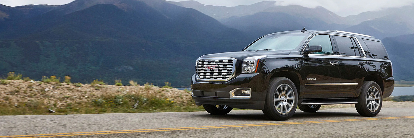 2020 GMC Yukon Denali Safety Main Img