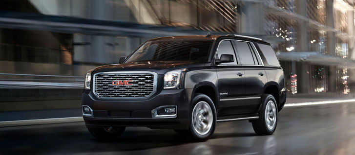 2020 GMC Yukon XL Denali performance