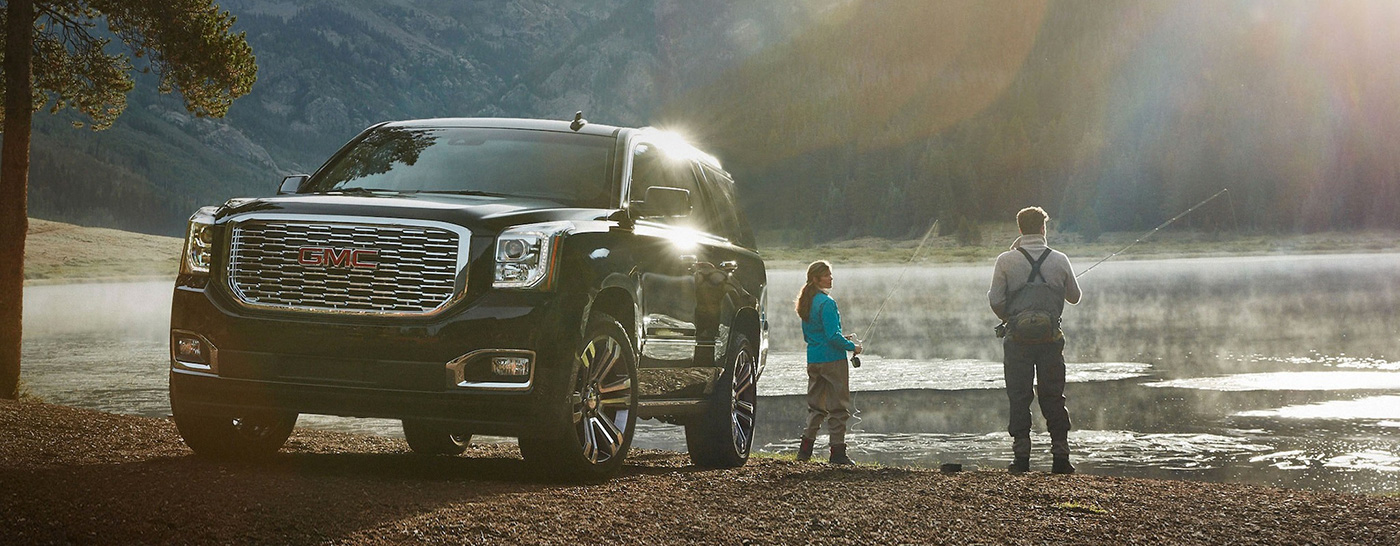 2020 GMC Yukon XL Denali Safety Main Img