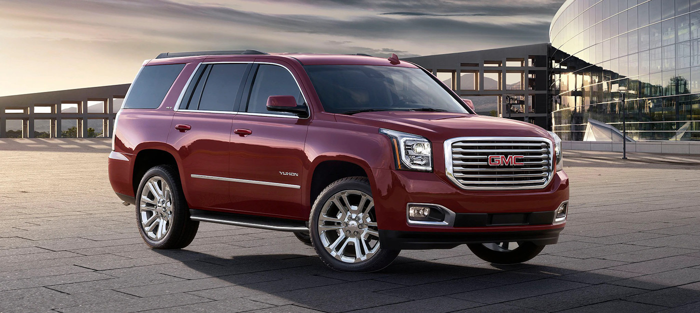 2020 GMC Yukon XL Appearance Main Img