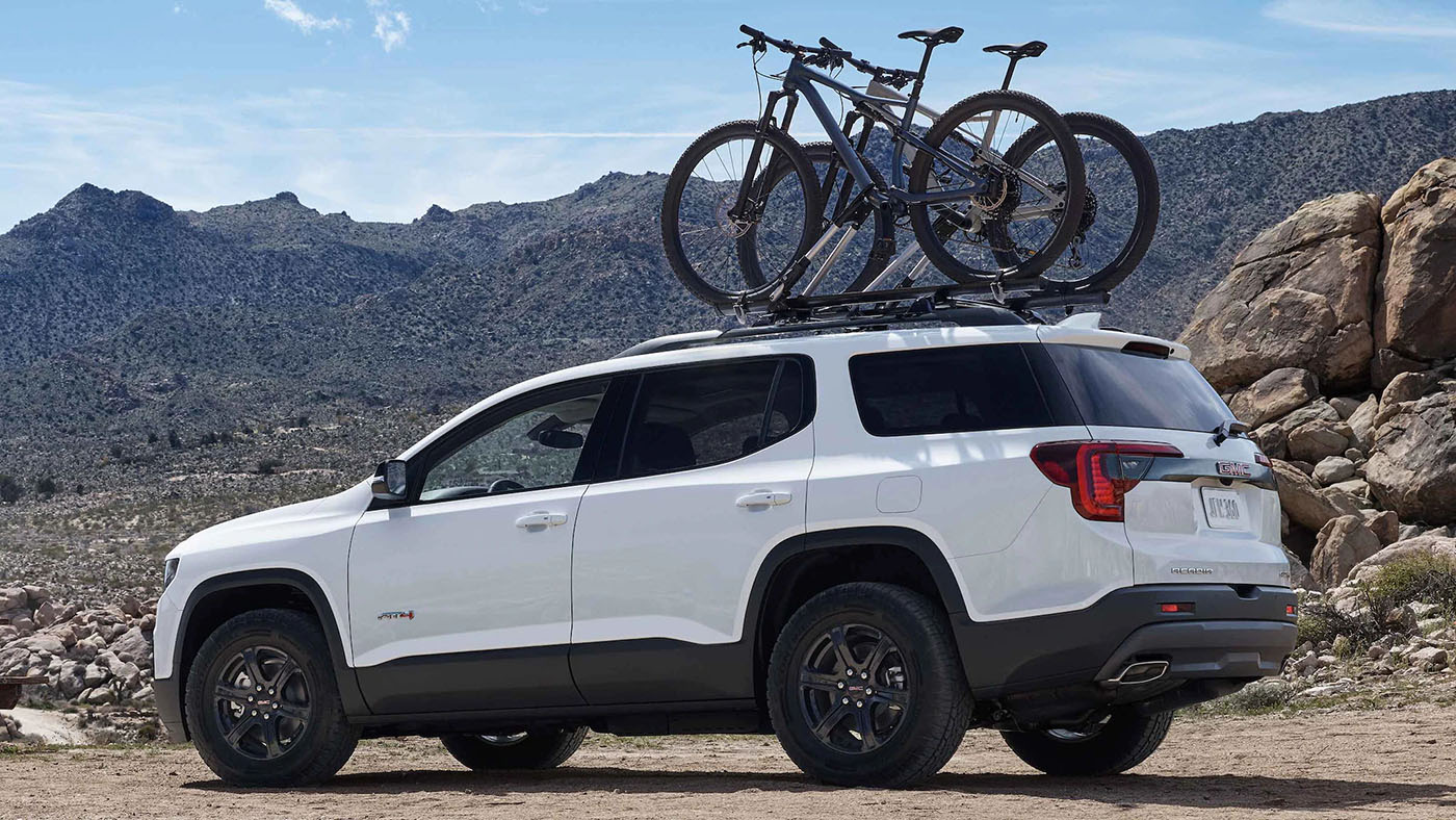 2021 GMC Acadia AT4 Appearance Main Img
