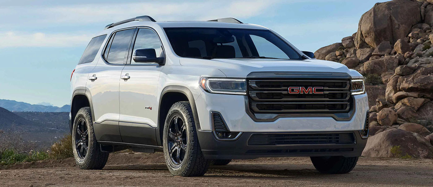2021 GMC Acadia AT4 Main Img
