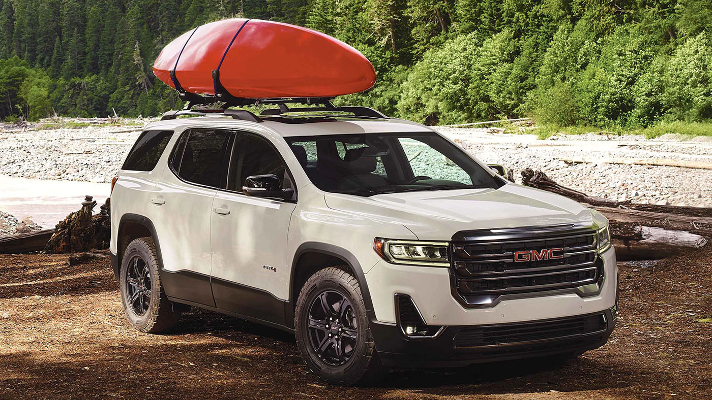 2021 GMC Acadia AT4 Safety Main Img