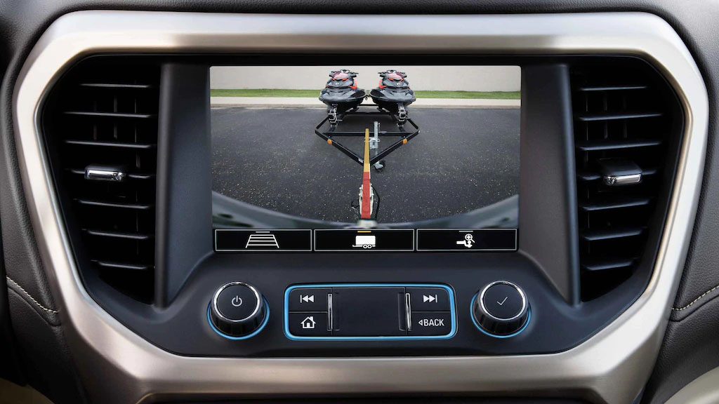 2021 GMC Acadia AT4 safety