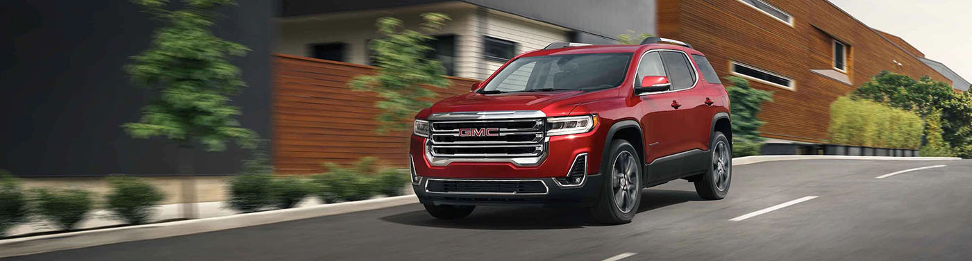 2021 GMC Acadia Safety Main Img