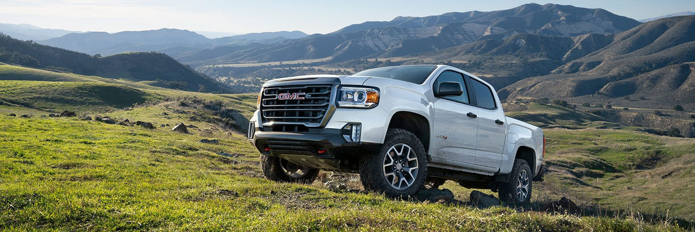 2021 GMC Canyon AT4 Appearance Main Img
