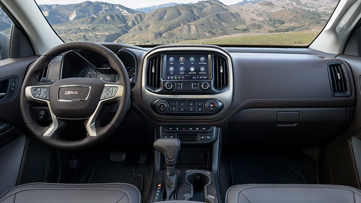 2021 GMC Canyon AT4 comfort
