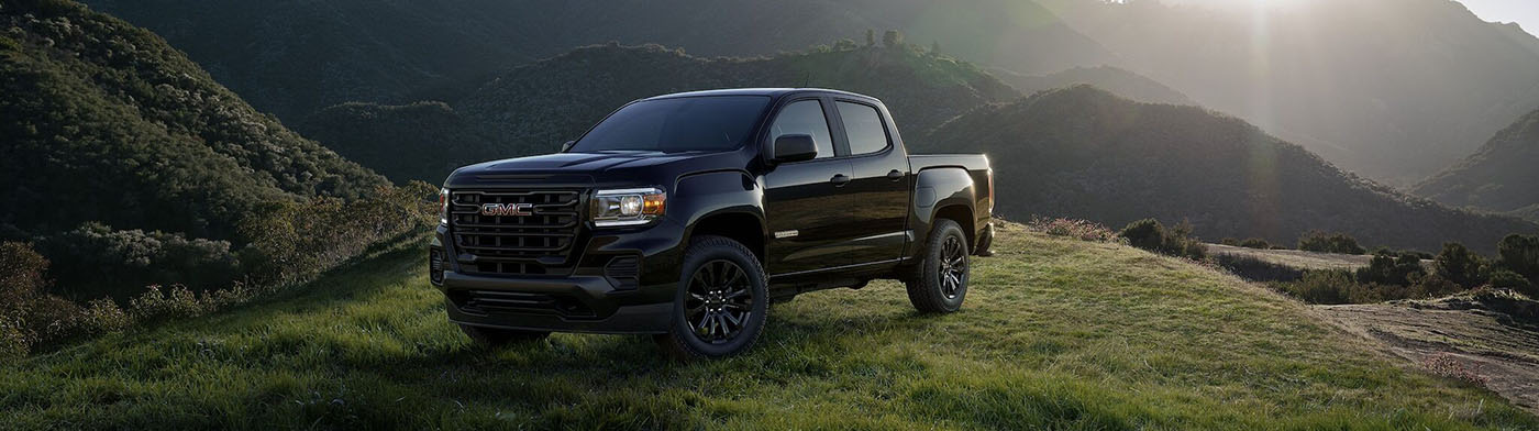 2021 GMC Canyon Elevation Appearance Main Img