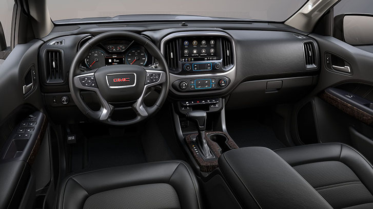 2021 GMC Canyon Elevation comfort