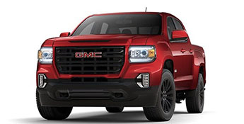 2021 GMC Canyon Elevation