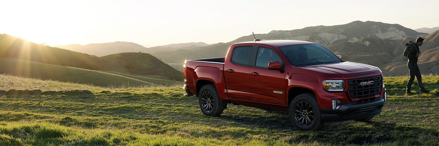 2021 GMC Canyon Elevation Main Img