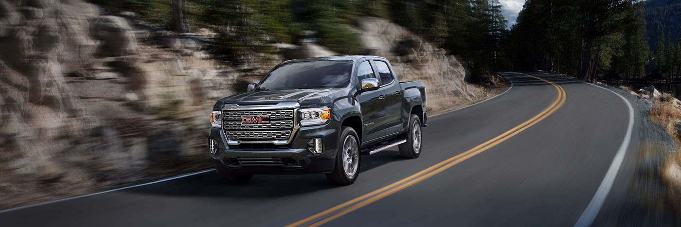 2021 GMC Canyon Elevation Safety Main Img