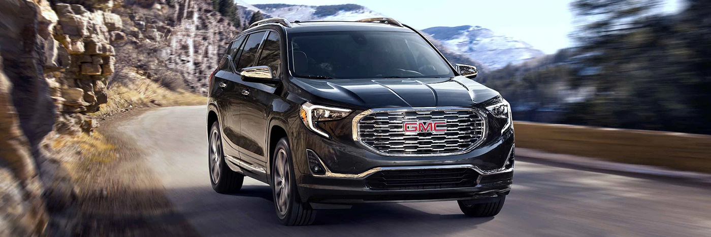 2021 GMC Terrain Safety Main Img