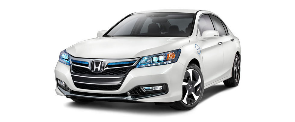 2014 Honda Accord Plug-In Appearance Main Img