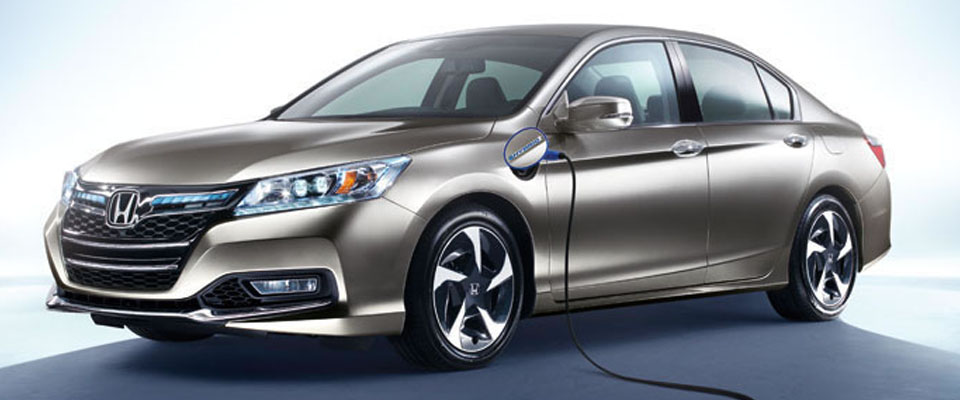 2014 Honda Accord Plug-In For Sale in Spokane