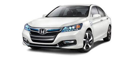 2014 Honda Accord Plug-In performance