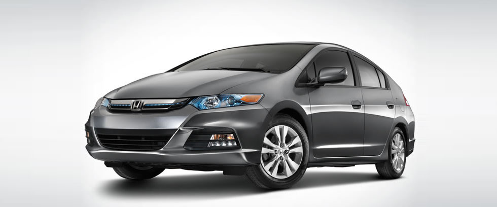 2014 Honda Insight Hybrid Appearance Main Img