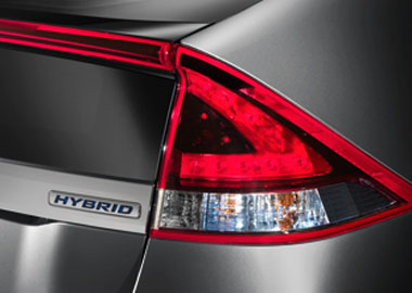 2014 Honda Insight Hybrid appearance