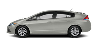 2014 Honda Insight Hybrid For Sale in Rome