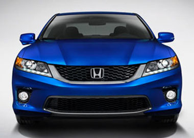 2015 Honda Accord Coupe appearance
