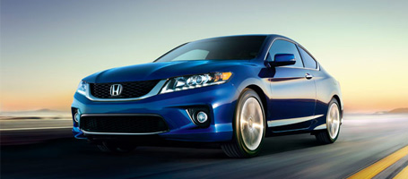 2015 Honda Accord Coupe performance
