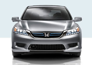 2015 Honda Accord Hybrid appearance