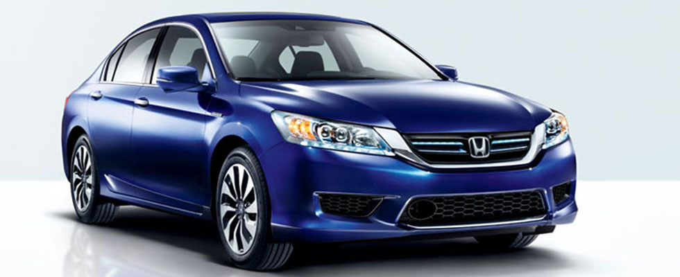 2015 Honda Accord Hybrid For Sale in Garden City