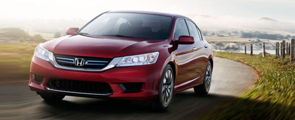 2015 Honda Accord Hybrid Safety Main Img