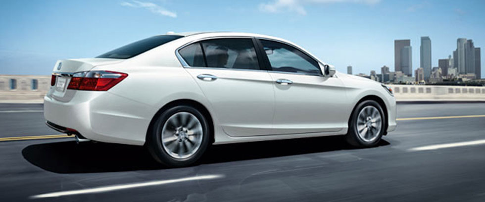 2015 Honda Accord Sedan Appearance Main Img