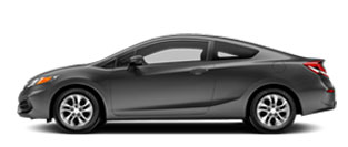 2015 Honda Civic Coupe For Sale in Murray