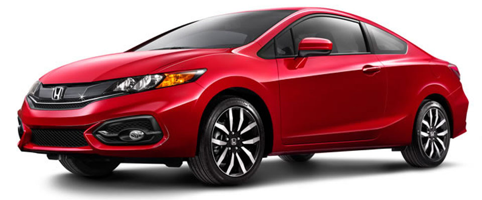 2015 Honda Civic Coupe For Sale in Spokane