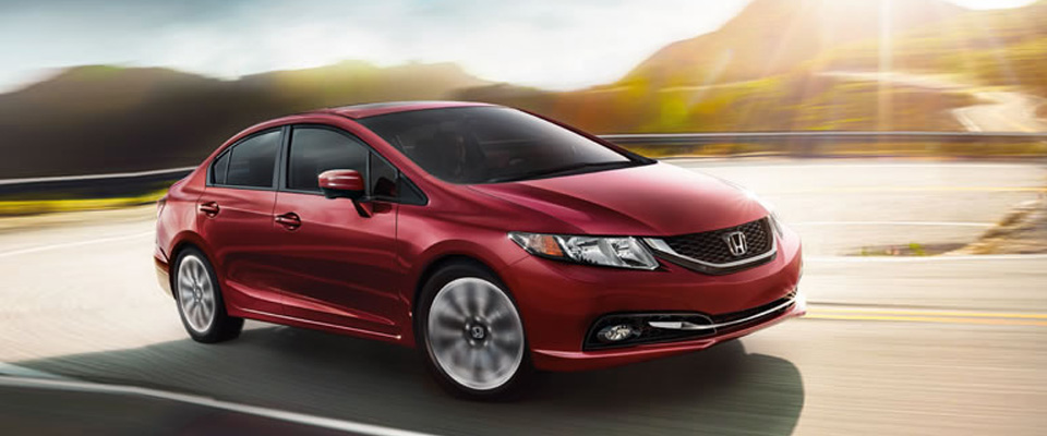 2015 Honda Civic HF Appearance Main Img