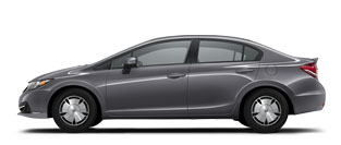 2015 Honda Civic HF For Sale in Garden City