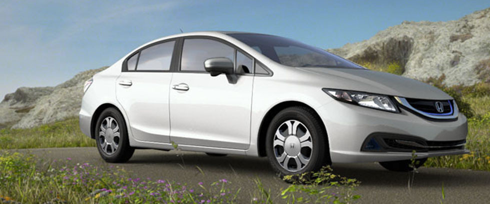 2015 Honda Civic Hybrid Appearance Main Img