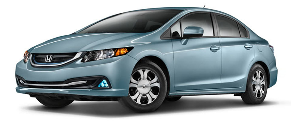 2015 Honda Civic Hybrid For Sale in Manhasset