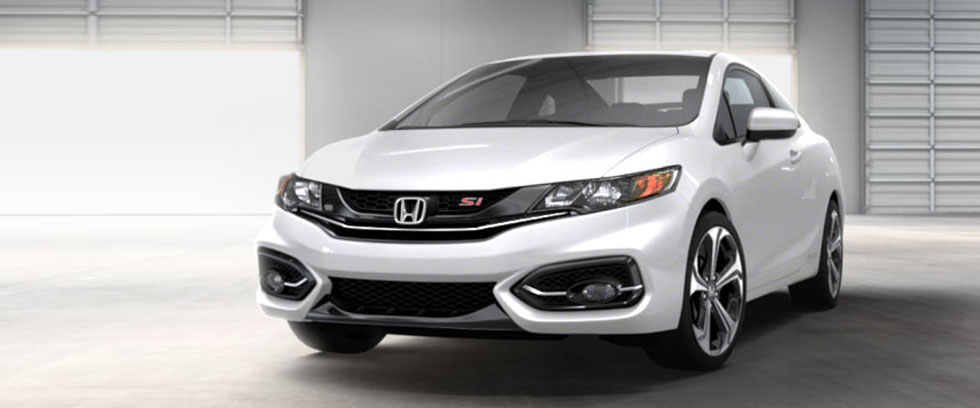 2015 Honda Civic Si Coupe Appearance Main Img