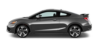 2015 Honda Civic Si Coupe For Sale in Garden City