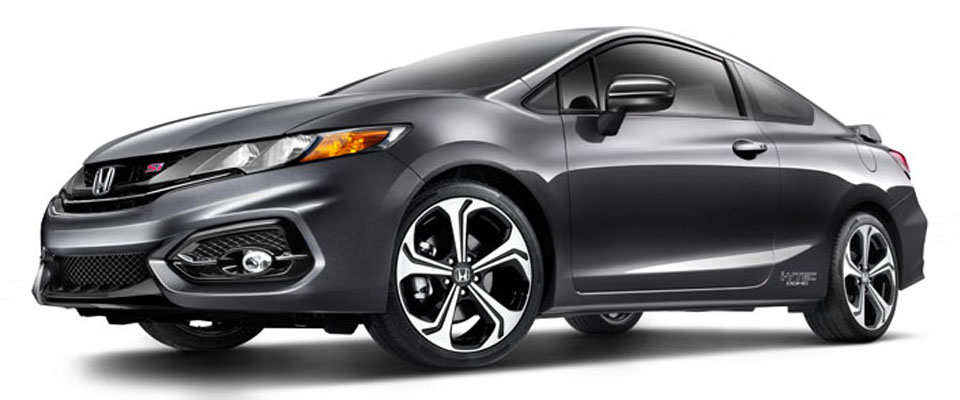 2015 Honda Civic Si Coupe For Sale in Murray