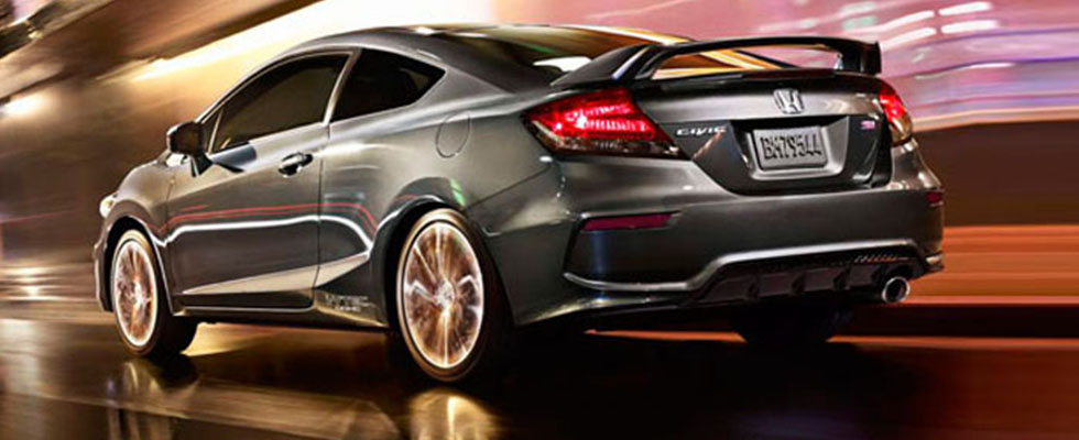 2015 Honda Civic Si Coupe Safety Main Img