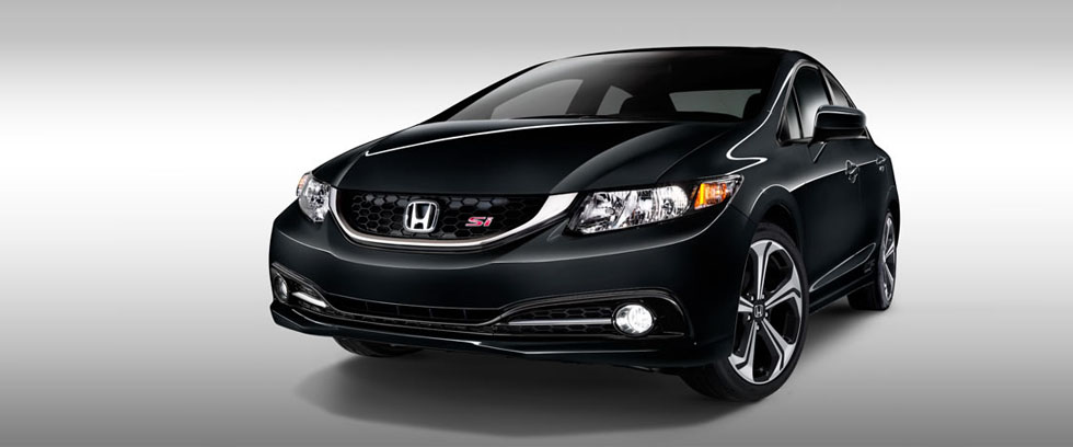 2015 Honda Civic Si Sedan Appearance Main Img