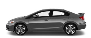 2015 Honda Civic Si Sedan For Sale in Huntington