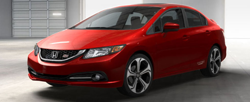 2015 Honda Civic Si Sedan For Sale in Golden
