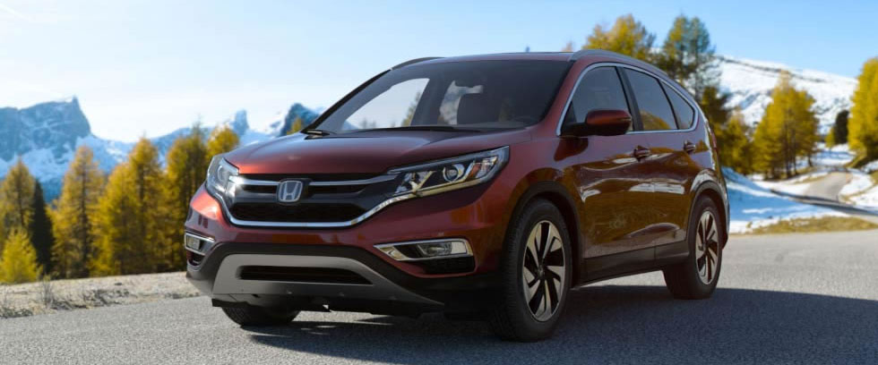 2015 Honda CR-V Appearance Main Img