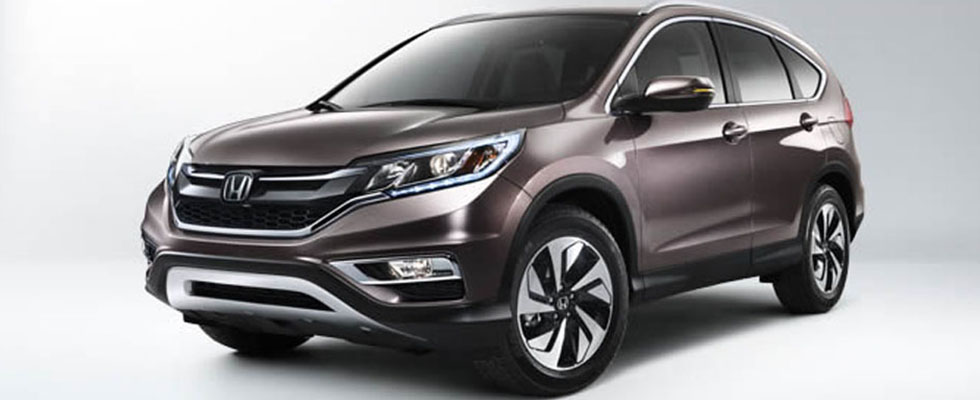 2015 Honda CR-V For Sale in Rome