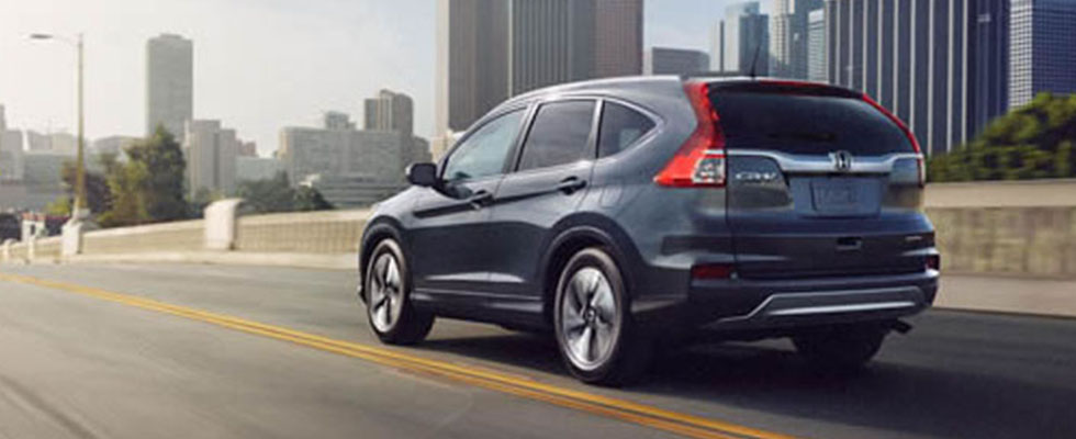2015 Honda CR-V Safety Main Img