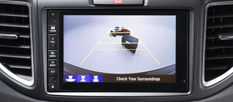 2015 Honda CR-V safety
