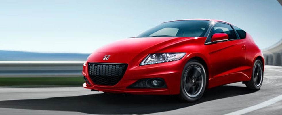 2015 Honda CR-Z Safety Main Img
